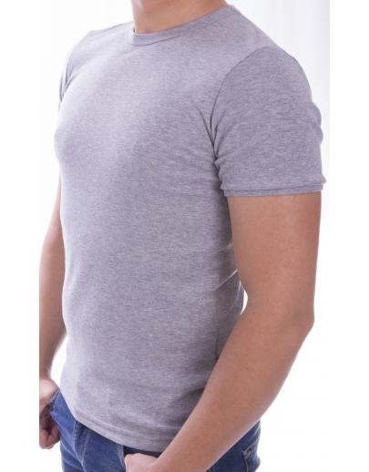 T-shirt AFM BASIS + receiver2119 SNO-GRAY.MLJ