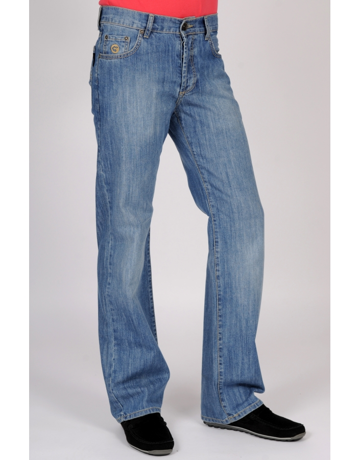 PANTALON DENIM JEANS CROWN 769-ROMA-314