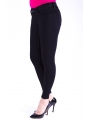 PANTALON DENIM JEANS DAMA LACARINO-LARA-2921-BLUE BLACK