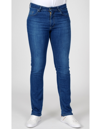 SET PANTALON DENIM JEANS FORZA-703-STRECH-58559-ACIK RODEO