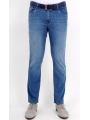 SET PANTALON DENIM JEANS LACARINO-BG-XL-4873-A.BLUE-CUREA