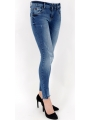 SET PANTALON DENIM JEANS CROWN 1345-18229-13697-1056-L27:26 27 28 29 30/5 BUC