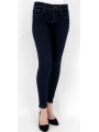 SET PANTALON DENIM JEANS CROWN 1344-ALEX-1055-L27:26 27 28 29 30 /5 BUC