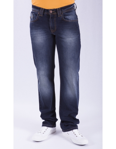 Trousers DENIM JEANS MAN 5333-774-2845 CROWN