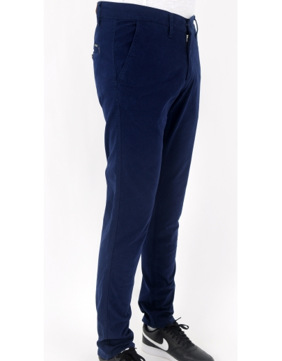 SET PANTALON DENIM CROWN-4406-GAB INDIGO-94116-560-L34:32 33 34 35 36 37 38 39 40 /9 BUC
