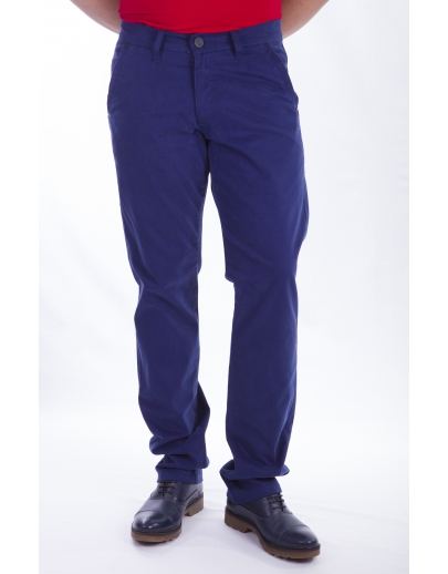 Trousers DENIM JEANS MAN BRN SAKS-689 CROWN-4066
