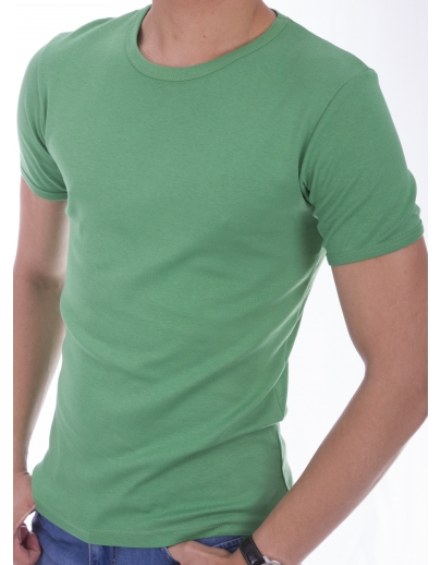 T-shirt AFM BASIS + receiver2119 SNO-YESIL
