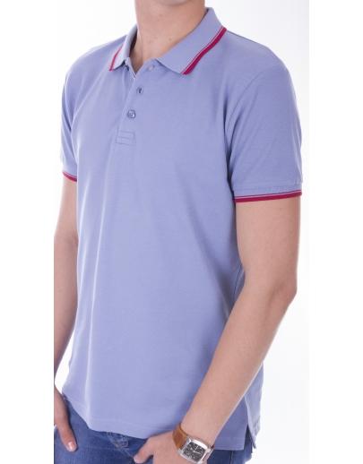 Camiseta collar AFM SAO2390-INDIGO A.