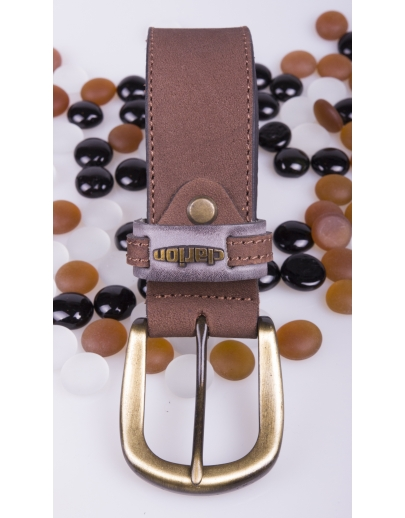 Leather STRAPS CLARION 10186-2972-BROWN