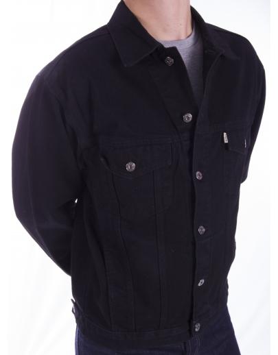 Jacket FORZA-JEANS-501-BLACK