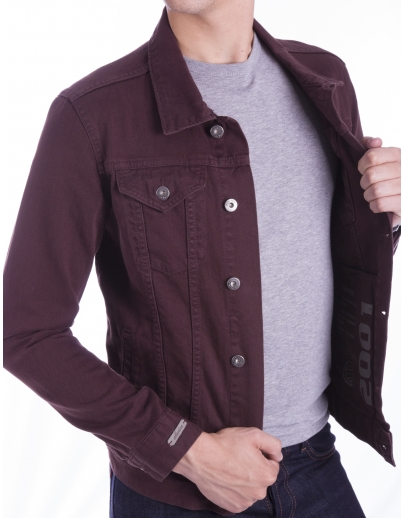 CLARION JACKET-M284-2864-500-0001-BROWN