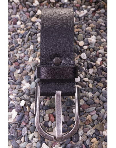 Leather STRAPS CLARION 326245-7718 BLACK