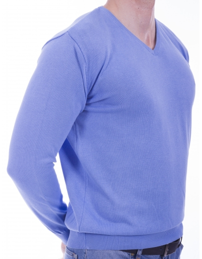 El suéter de AFM-ANCHIOR - BBC -Noche -42105-6-MAVI