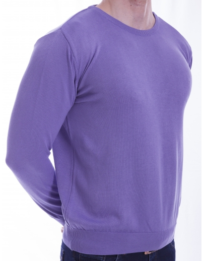 The AFM SWEATER BASIS - BBC --42105-5 NIGHT-DIE-H5307-OPEN