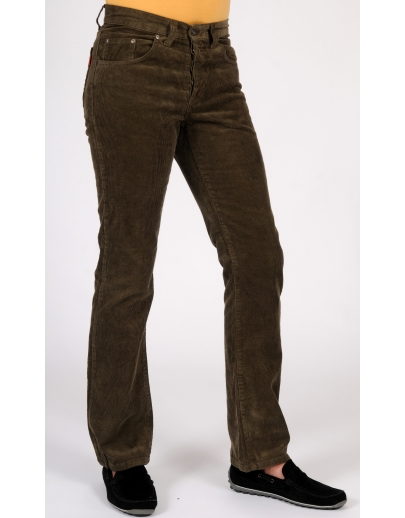 PANTALON DENIM RAIAT KAKI FORZA-701