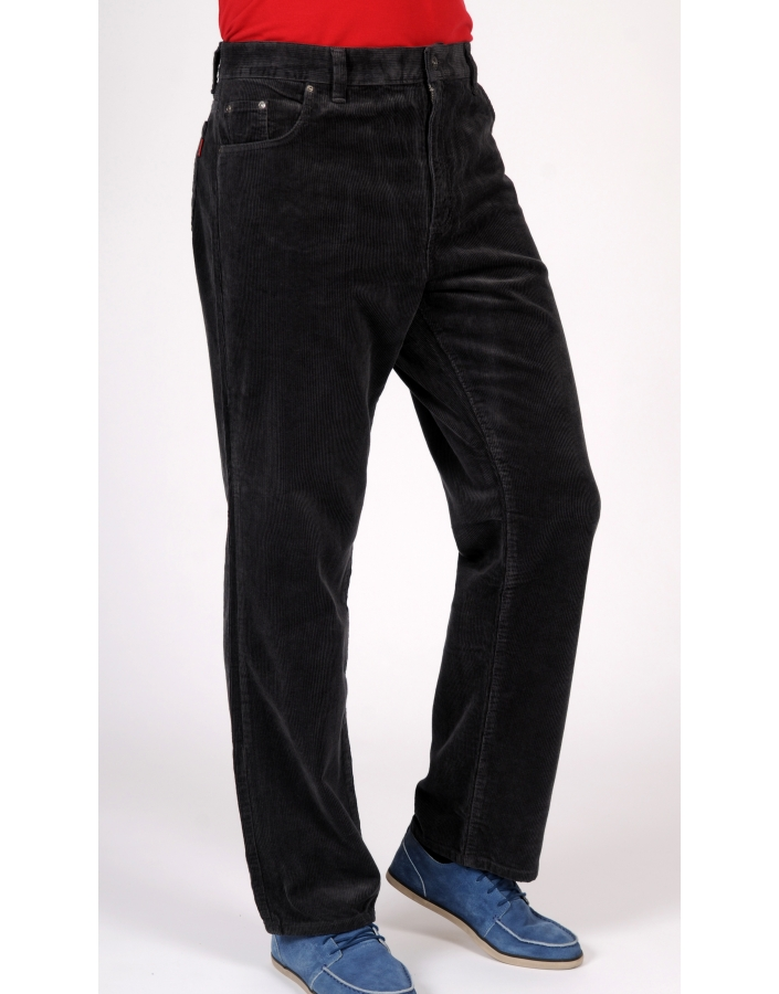PANTALON DENIM RAIAT GRI FORZA-730-BATAL