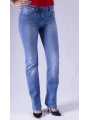 PANTALON DENIM JEANS DAMA CROWN 876-E-51420-219