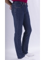 PANTALON DENIM JEANS BARBAT CROWN 769-ASTN-981