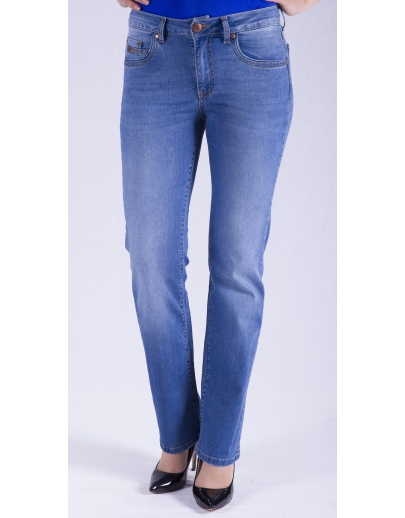 Trousers DENIM JEANS DAME CROWN 876-E-VIVA-258