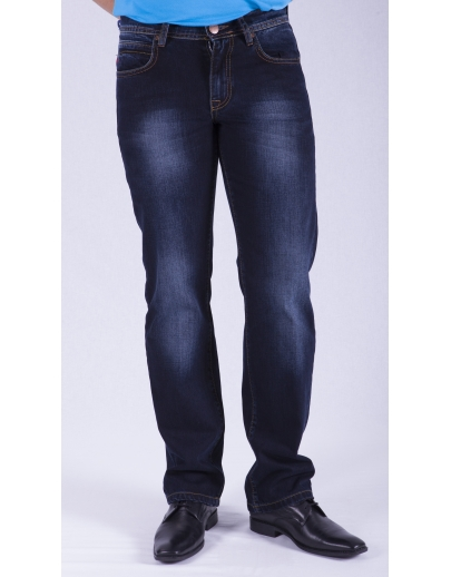 Trousers DENIM JEANS MAN-80901-873 CROWN-2909